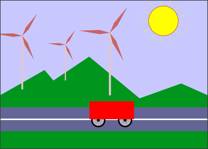 You Can Probably Guess How Hierarchical Modeling Is Used To Draw The Windmills In This Example There A DrawWindmill Method That Draws Windmill Its