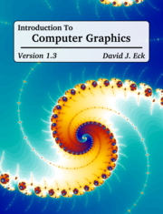 Introduction to Computer Graphics -- Title Page